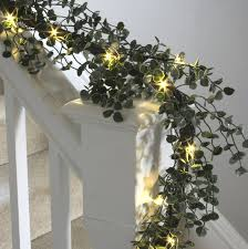 Outdoor : Led Door Garland Xmas Outdoor Large Lighted Christmas ... Home Depot Bannister How To Hang Garland On Your Banister Summer Christmas Deck The Halls With Beautiful West Cobb Magazine 12 Creative Decorating Ideas Banisters Bank Account Season Decorate For Stunning The Staircase 45 Of Creating Custom Youtube For Cbid Home Decor And Design Christmas Garlands Diy Village Singular Photos Baby Nursery Inspiring Stockings Were Hung Part Adams