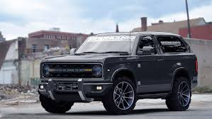 2020 Ford Bronco Prototype Desktop Wallpaper   Graphic Design ...