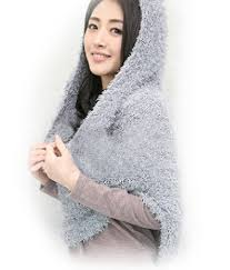 gifts kart magic scarf grey winter scarves for women buy online
