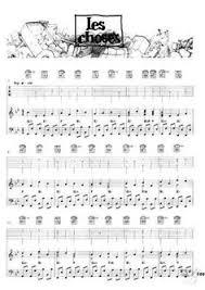 madame la marquise lyrics partition piano tout va très bien madame la marquise ventura
