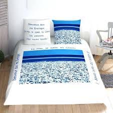 linge de lit mer linge de lit theme mer avec housse couette th me