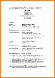 Expected Completion Date On Resume Beautiful Science Graduate Sample For Puter