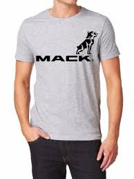 100 Mack Truck T Shirts MACK CAR SUV RUCK Shirt Men Shirt Print By EPSON Funny Shirt