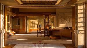 100 Frank Lloyd Wright La A Look Inside S Hollyhock House Journal