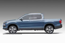 Ridgeline Bed Cover by Should The New Honda Ridgeline Look Like This