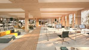 bail bureaux mod e avec 125 000 m de bureaux arboretum sera le plus grand cus en