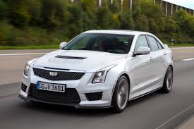 Cadillac ATS V intensifies passion and boosts performance – Proudmag
