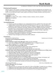 Professional Summary Resume Examples For Software Developer Samples Engineers With Experience Reference