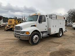 100 Redding Truck And Auto 2006 Sterling Acterra 7500 Mechanic Service For Sale