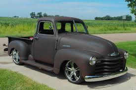 1949 Chevy Pickup 3100 Shop Truck Hot Rod History Patina Paint ...