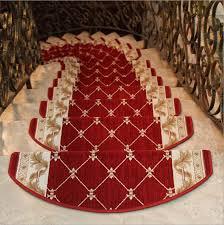 13 marches d escalier tapis ensembles non skid tapis d