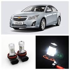 2pcs bright high power h8 h9 h11 led fog light for 2011 2012