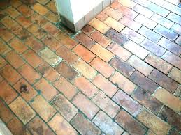 Brick Vinyl Flooring Look Design Tile Sheet