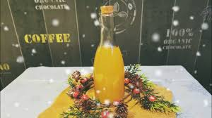 weihnachtslikör winterzauberlikör likör geschenke aus der küche likör selber machen