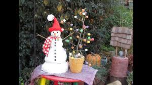 Gumdrop Christmas Tree Decorations by Portland Cement Bigger Snowman With Gumdrop Tree In Ga Youtube