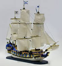 Lego Ship Sinking 2 by D East Indiaman Prince Of Wales 2 Prince Of Wales Prince And Wales