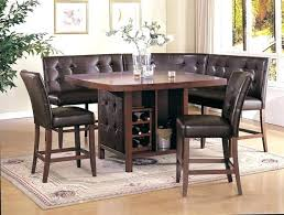 Appealing Dining Room Booth Wow Space Style Furniture