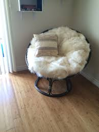 DIY Papasan Chair Cushion Its So Fluffy