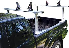 100 Pickup Truck Rack Saddle Up Pro Set Of 4 WTSlot Hardware