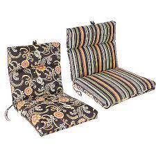 Papasan Chair Cushion Walmart by Replacement Patio Cushions Walmart Cushions Target Outdoor
