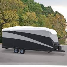 Camco Ultra Shield, Travel Trailer Cover, 26'1
