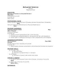Resume Profile Title Ideas Writing Your Hood College Example