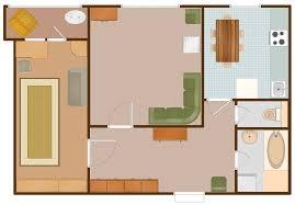 Floor Plan Template Powerpoint by Conceptdraw Samples Building Plans U2014 Floor Plans