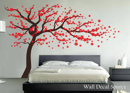 Wall Mural Decals Tree by Bedroom Romantic Bedroom Wall Murals Large Cork Area Rugs