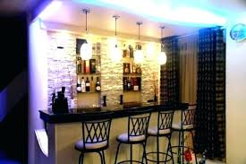Living Room Bar Design Ideas The Bars Built Ins With Wet