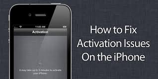 How to Fix iPhone Activation Errors Try These Methods