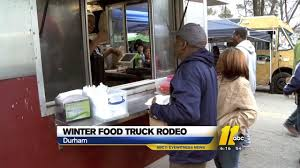 Food Truck Rodeo Returns To Durham | Abc11.com Snowie Shaved Ice Raleighdurham Food Trucks Roaming Hunger Durham Central Park Truck Rodeo Entpreneurship And Catch A Free Flick With Offline Bull Voyage Durhamnccom Blog Chirba Dumpling Nc Traverse360 Gyro Day February 7th The Wandering Sheppard Affordable Gourmet Meals From Food Trucks Popular Here In Returns To Abc11com Winter Featuring Wxdu Labor Weekend Ft Wood Robions New Formal Photo Recap Raleigh Happening