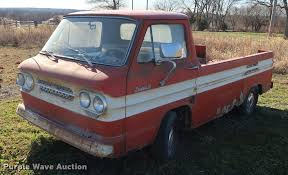 100 Corvair Truck For Sale 1962 Chevrolet 95 Item DA8582 SOLD December 27