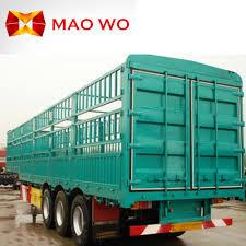 100 Truck Semi For Sale 2018 Maowo Brand New Cargo Trailer In Malaysia