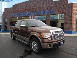 Peterson Ford   Vehicles For Sale In Oconto Falls, WI 54154 New And Used Commercial Truck Dealer Lynch Center Quality Wi Cars Trucks Reedsburg Auto Repair Shop Ford At Dealers In Wisconsin Ewalds Ballweg Chevrolet Buick Is A Sauk City Dealer Milwaukee Featured Cedarburg Waukesha West Used Trucks For Sale Baraboo Car 2013 F150 For Sale 53215 Reo Motors Colfax Vehicles Hometown Of Wsau Sales F