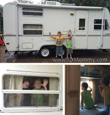 IDMommy Projects Our Camper Remodel