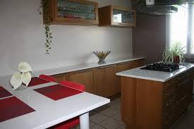 plan de travail cuisine blanc cuisine plan de travail blanc 4 photos tfv28