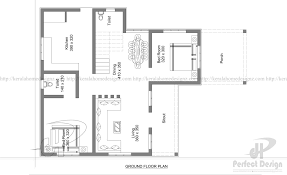 100 Modern Home Floor Plans Contemporary Style Modern Home Kerala Design