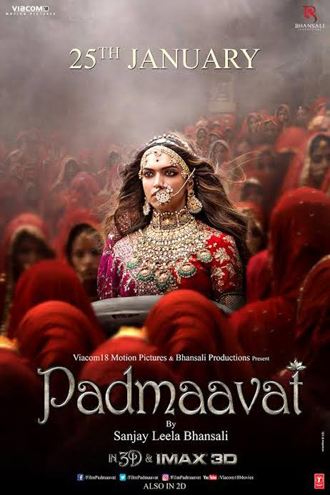 Padmaavat 2018 Hindi Movie Free Download 720p PDVDRip