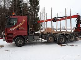 100 Used Log Trucks For Sale Sisu Jyki Puutavarayhd E12 Logging Trucks Year 2005 Price