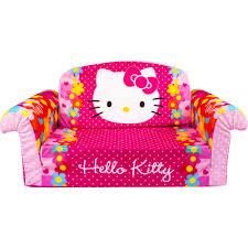 marshmallow furniture flip open sofa hello kitty walmart com