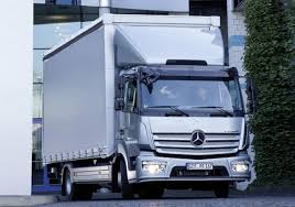 Mercedes-Benz Transmissions Truck Euro VI.