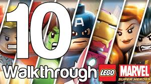 Lego Marvel Superheroes That Sinking Feeling 100 by Lego Marvel Superheroes Walkthrough Gameplay Part 10 That
