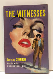 100 Dragon Magazine 354 The Witnesses 1957 Paperback By Prolific Belgian Mystery Etsy