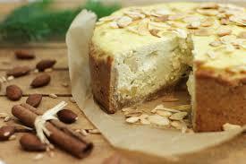 apfel cheesecake der clean käsekuchen