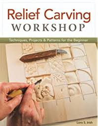 deep relief wood carving simple techniques for complex projects