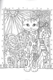 CATS Creative Haven Cats Dover Publications Coloring