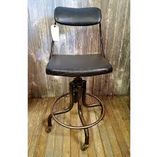 Early American Industrial Office Or Machinist Chair | Tramps Vintage ...