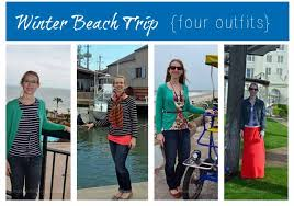 Travel Fashion Challenge What To Pack For A Winter Beach Vacation