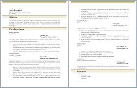 Sample Sales Resumes Information