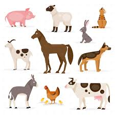 Set Of Farm Animals By Artbesouro | GraphicRiver Childrens Bnyard Farm Animals Felt Mini Combo Of 4 Masks Free Animal Clipart Clipartxtras 25 Unique Animals Ideas On Pinterest Animal Backyard How To Start A Bnyard Animals Google Search Vector Collection Of Cute Cartoon Download From Android Apps Play Buy Quiz Books For Kids Interactive Learning Growth Chart The Land Nod Britains People